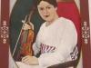 Oljemålning på papp 1910-talet