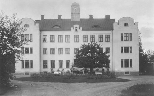 Administrationsbyggnad